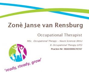 Zonè Janse van Rensburg